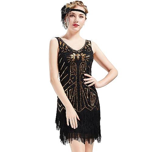 Great Gatsby Fashion: Amazon.com