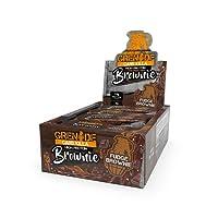 Grenade Carb Killa High Protein Brownie, 12 x 60g - Fudge Brownie