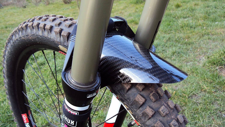 JOllify Carbon Mud Guardia Fender 2014 para MTB Bici Montaña #503: Amazon.es: Coche y moto