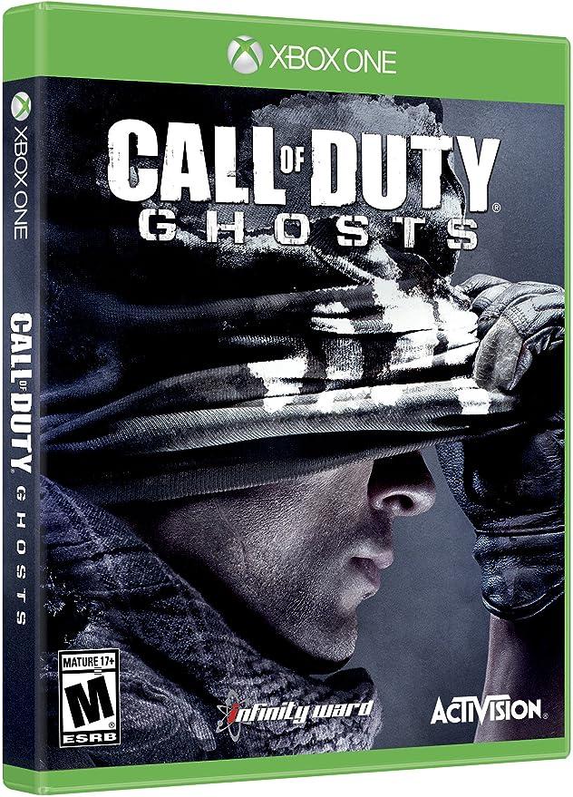 Activision Call of Duty Ghosts - Juego: Amazon.es: Videojuegos