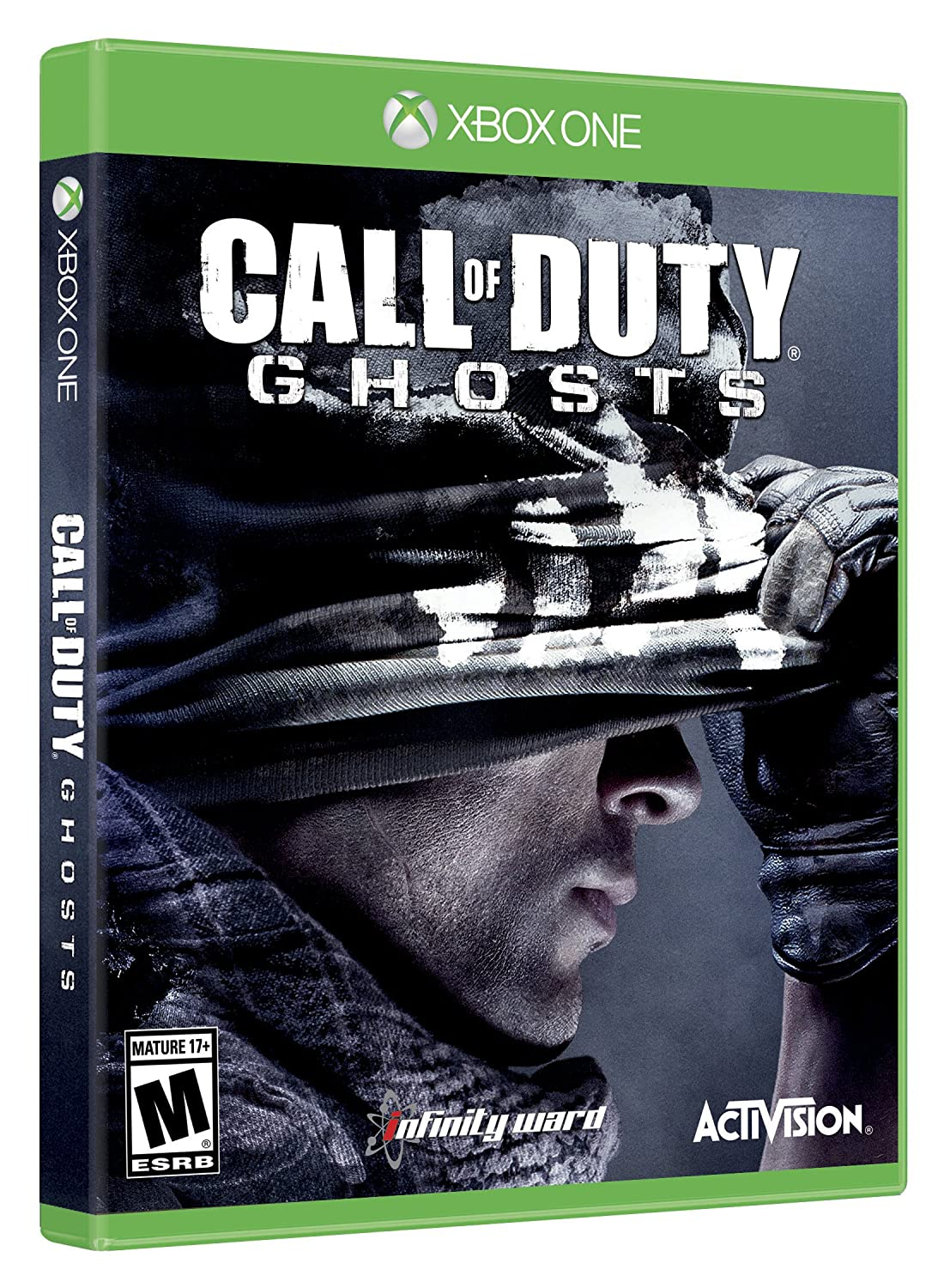 Amazon Com Call Of Duty Ghosts Xbox One Activision Inc Video