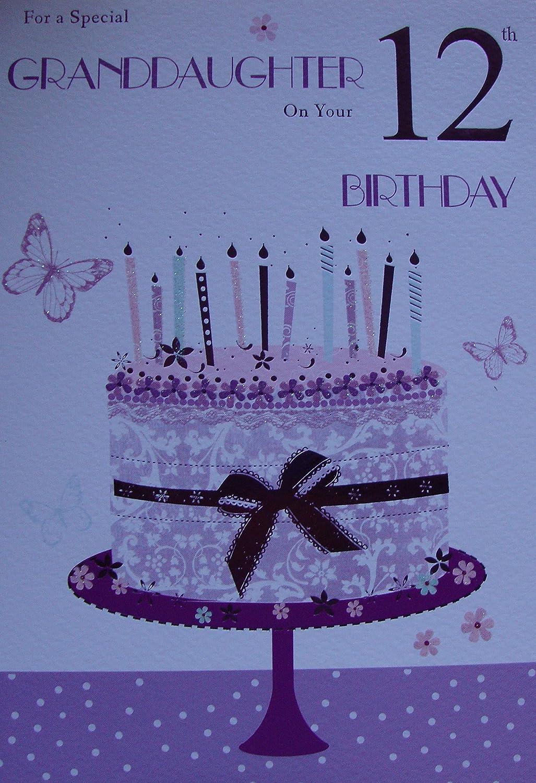 Hallmark 12th Birthday Card For Girl Birthday Star Medium – 12th Birthday Cards
