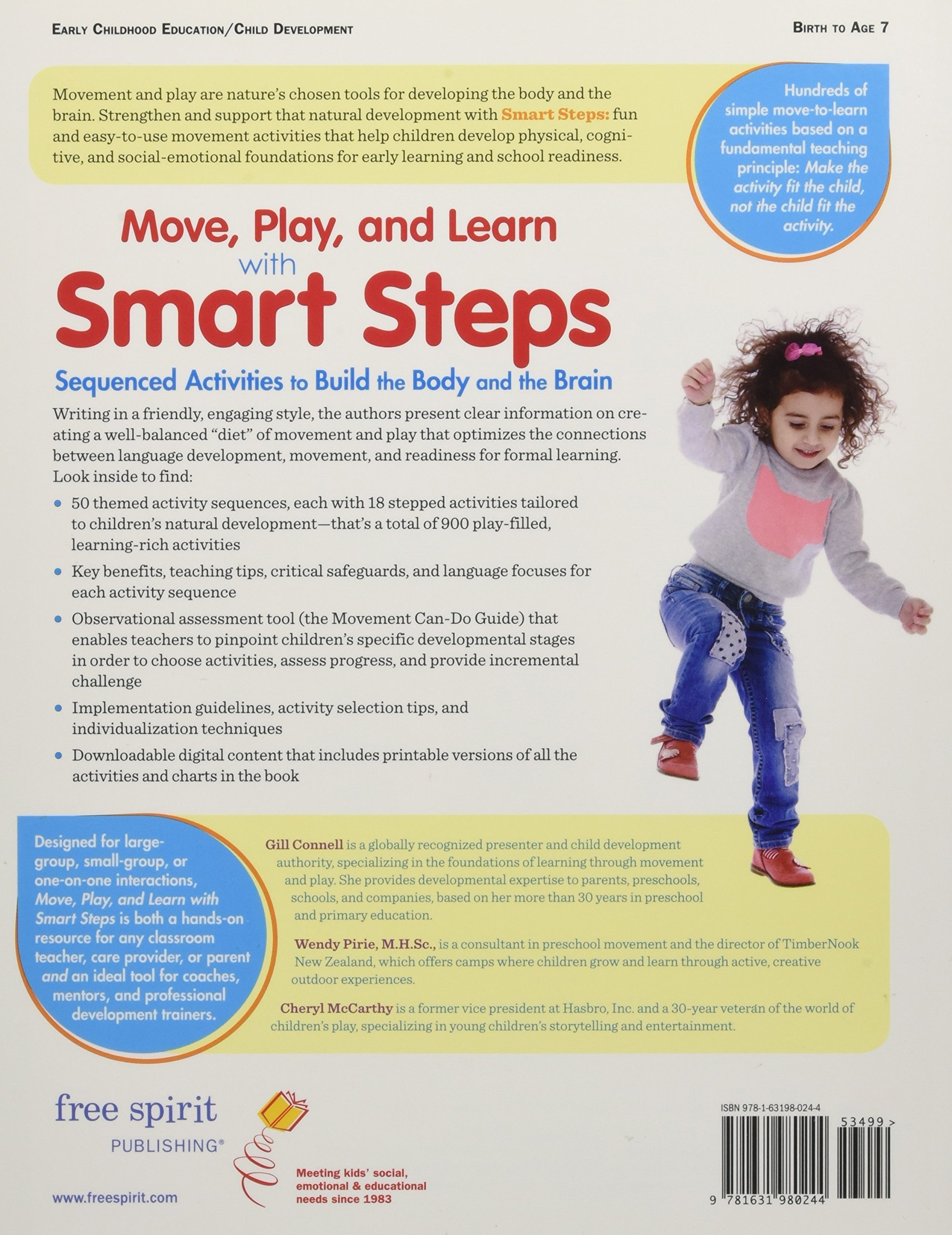 Why Young Kids Learn Through Movement >> Move Play And Learn With Smart Steps Sequenced Activities To