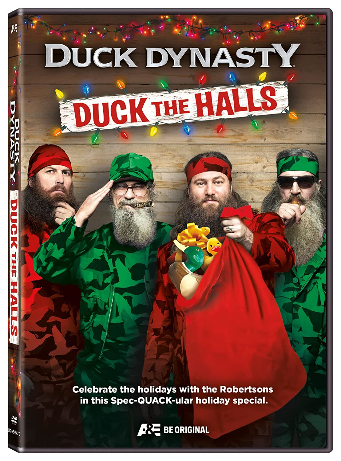 Image result for duck the halls