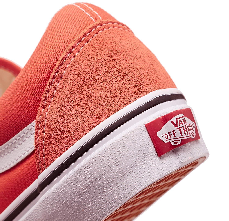 Vans Old Skool Shoes 46 EU Emberglow True White: