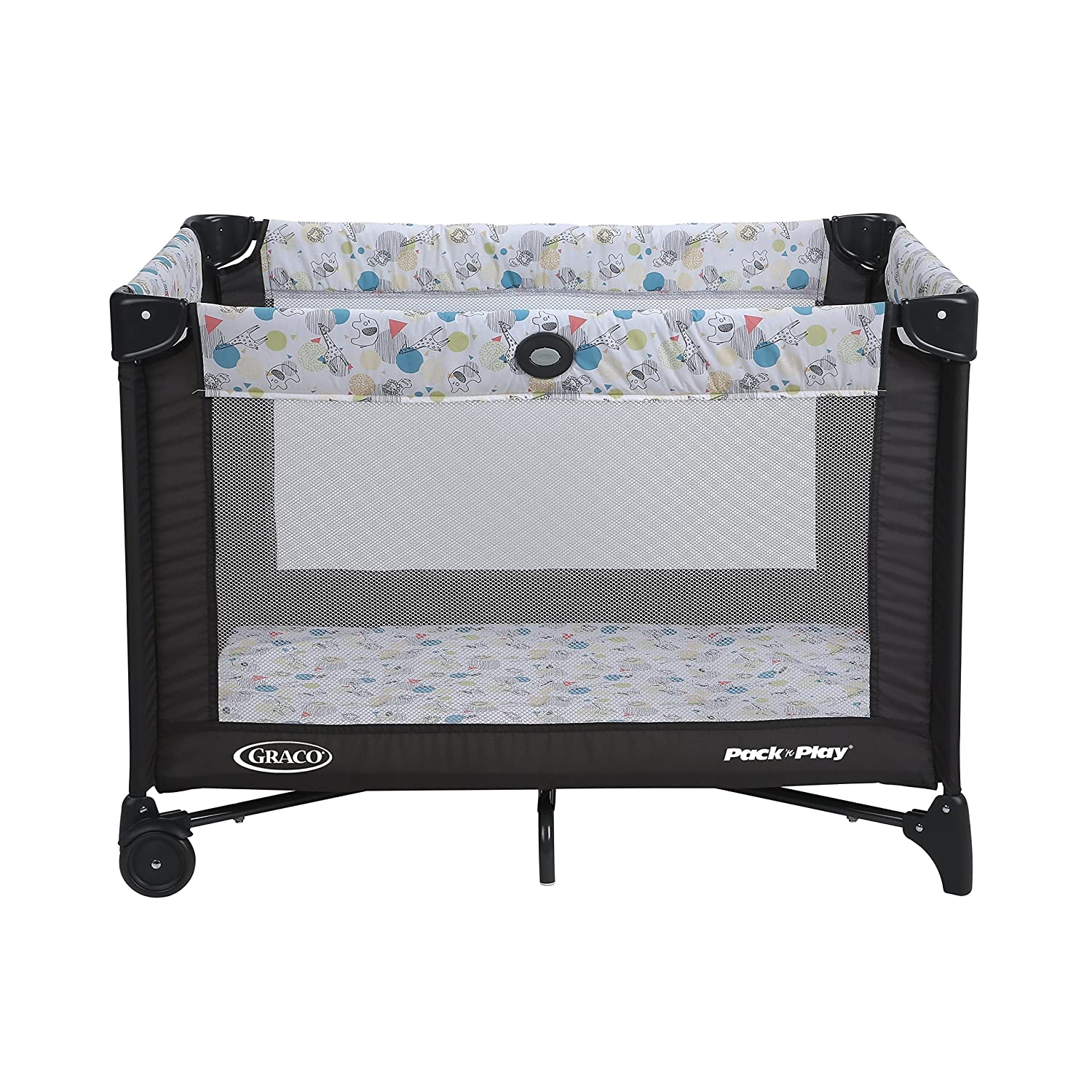 Graco Pack n Play Portable Playard, Carnival