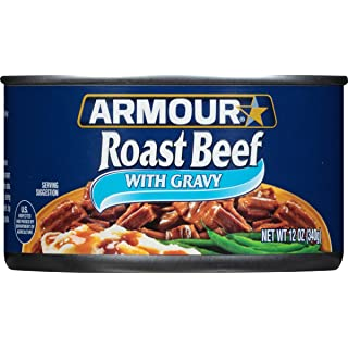 Armour Star Roast Beef With Gravy, 12 oz.