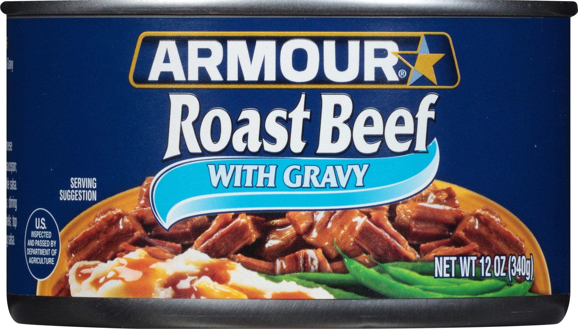 Armour Roast Beef, 12 Ounce