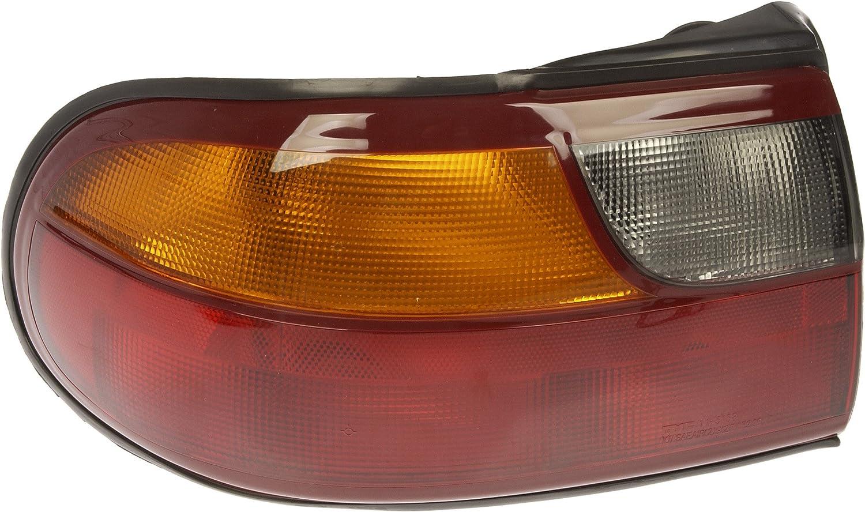 Dorman 1610098 Driver Side Tail Light Assembly for Select Chevrolet Models