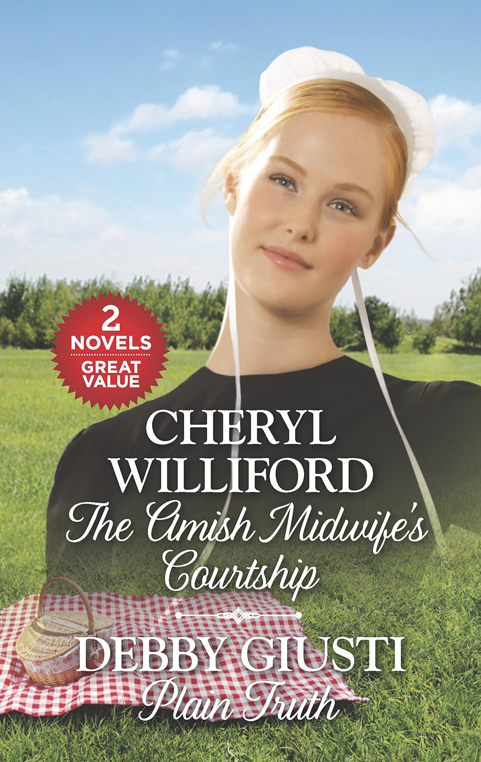 The Amish Midwife's Courtship and Plain Truth: An Anthology: Cheryl  Williford, Debby Giusti: 9780373209750: Books - Amazon.ca