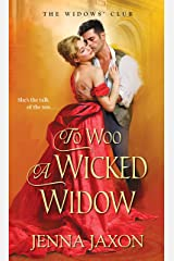 To Woo a Wicked Widow (The Widows' Club Book 1) Kindle Edition