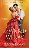 To Woo a Wicked Widow (The Widows' Club Book 1)