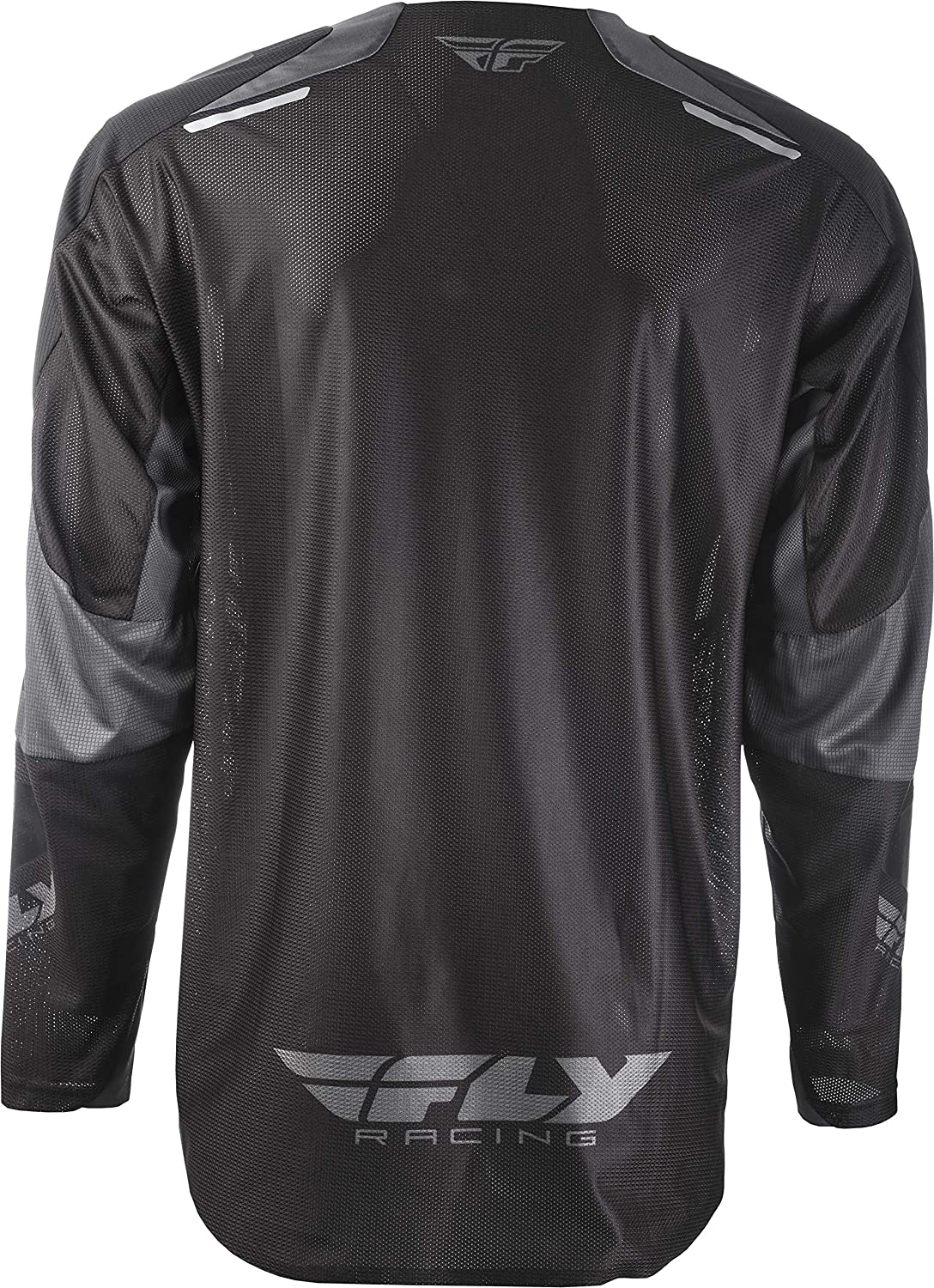 Fly Racing Mens Patrol Jersey Black//Grey X-Large 371-670X