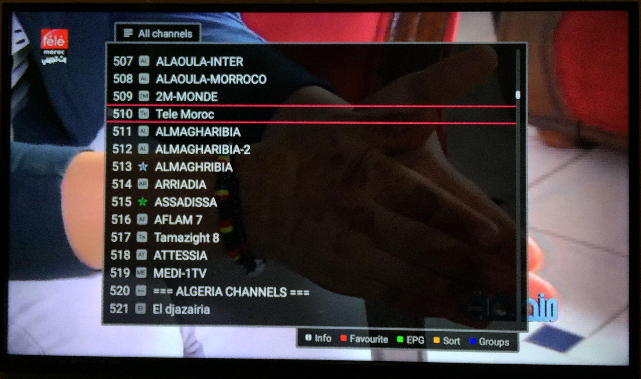 Arabia TV Super HD Receiver with 3000 Channel جهاز العائلة للقنواة العربية والعالمية (3000 Channel) by iptv+ (Image #4)