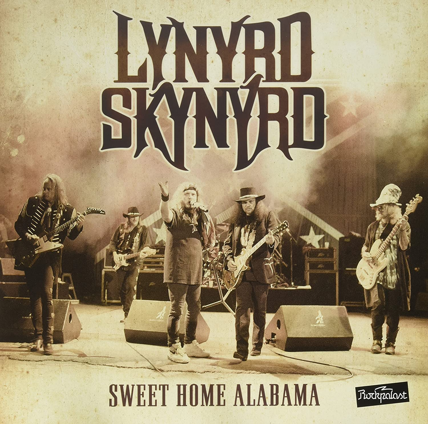 Sweet Home Alabama Live At Rockpalast [2 LP]