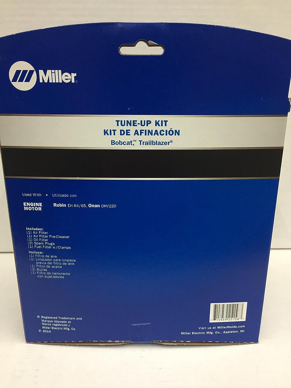 Amazon.com : Miller 199062 Tune-Up Filter Kit, Robin (Eh64/65) : Arc  Welding Kits : Garden & Outdoor