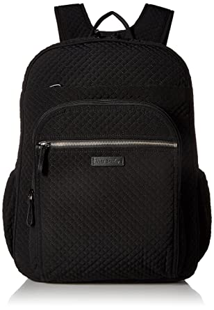 de493b964b15 Amazon.com  Vera Bradley Iconic XL Campus Backpack