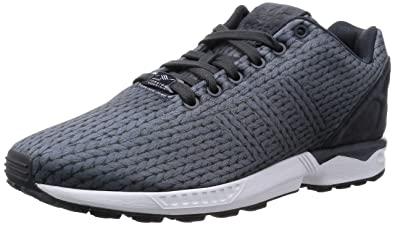 02d8a46e9390c adidas Originals ZX Flux B34485, Herren Low-Top Sneaker, Grau (Ftwr White