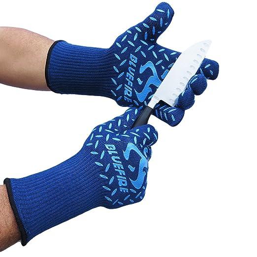 Pro Heat Resistant Oven Grilling Welding Gloves