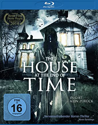 Superb The House At The End Of Time Blu Ray Amazon De Ruddy Home Remodeling Inspirations Genioncuboardxyz