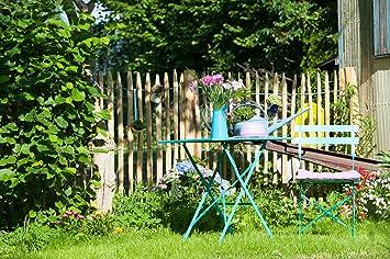gartengestaltung mit staketenzaun französischer staketenzaun kastanie - länge  meter, höhen  cm -  cm,  lattenabstände - cm und - (länge x höhe:  x  cm, lattenabstand: