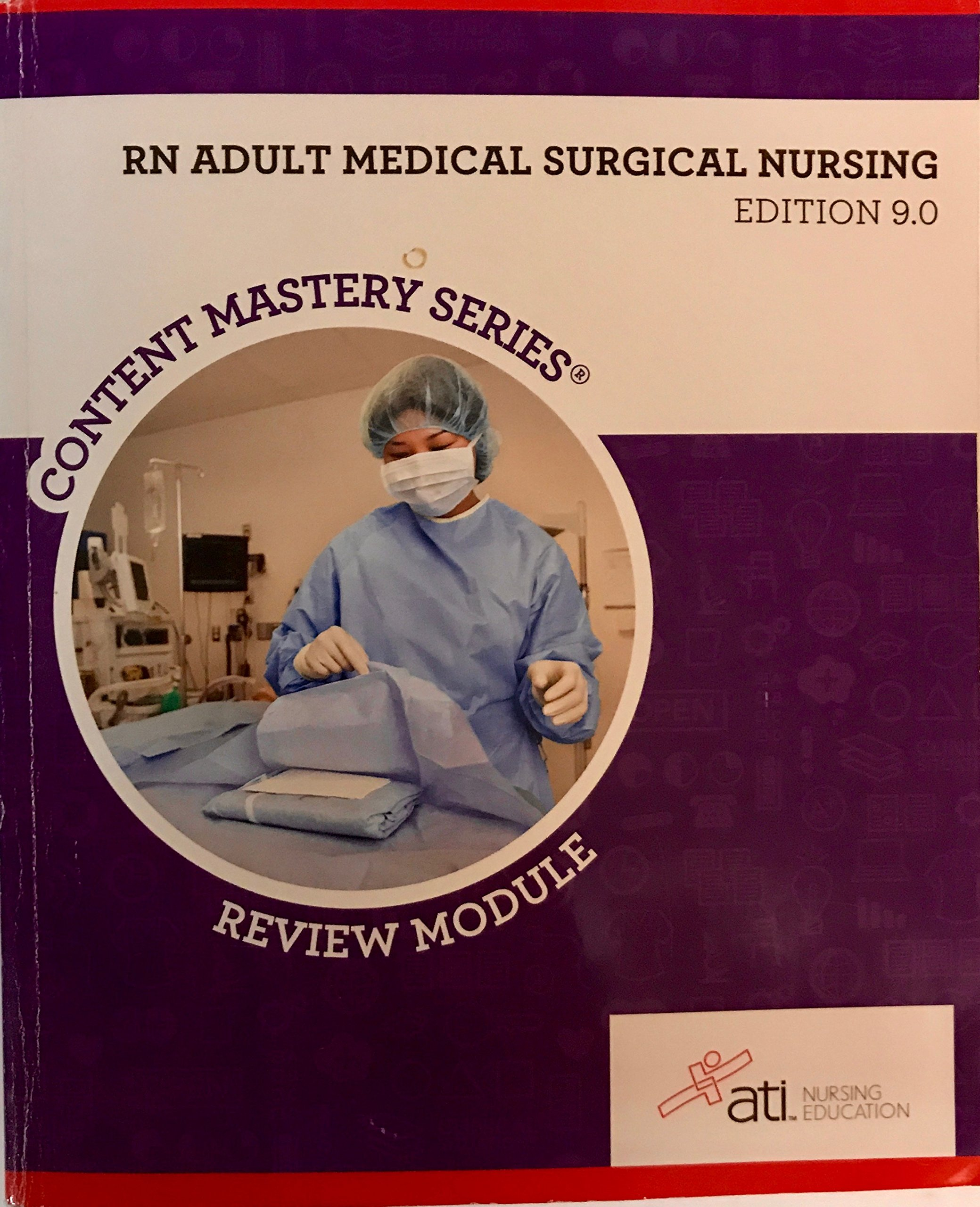 Rn adult medical surgical nursing edition 9 0 ati 9781565335400 rn adult medical surgical nursing edition 9 0 ati 9781565335400 amazon books fandeluxe Images