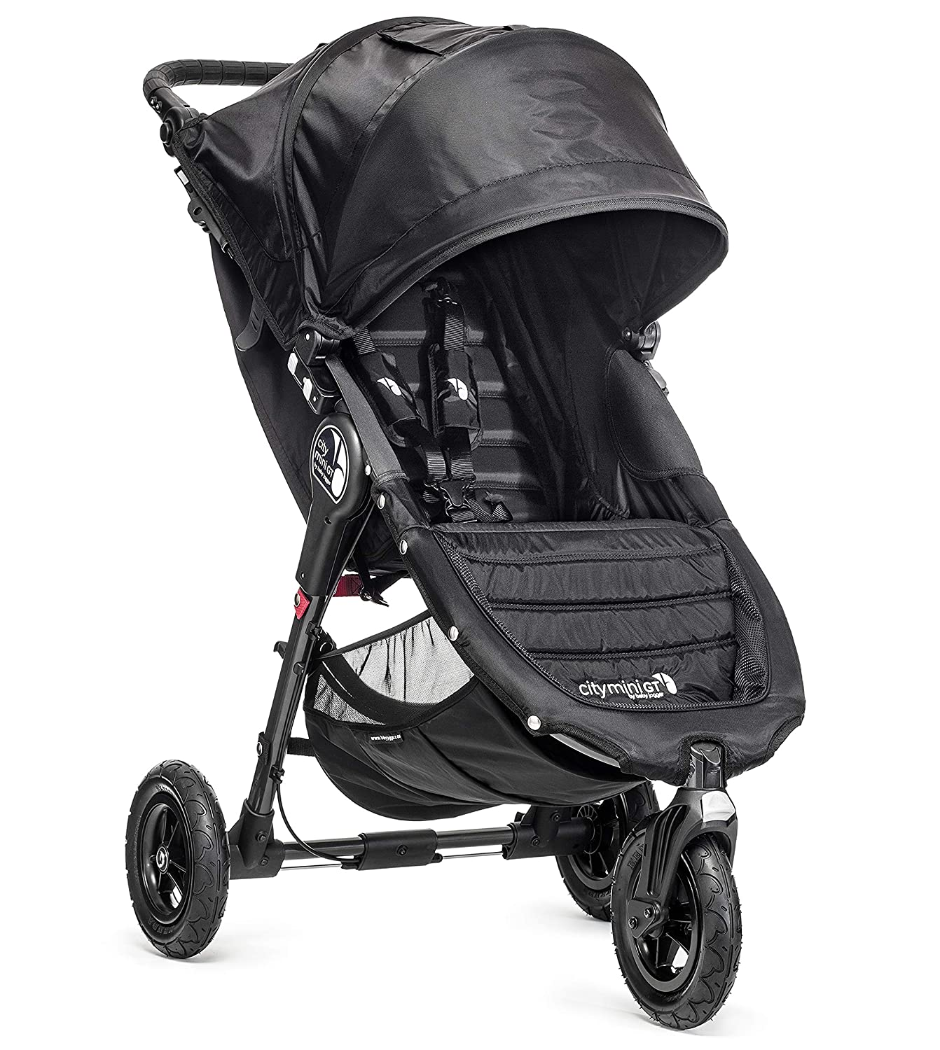 Baby Jogger 2014 City Mini GT Single Stroller, Black