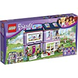 LEGO Friends 41095 - La Villetta di Emma