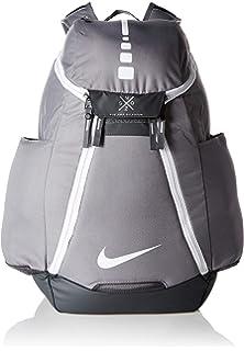 b654ef6d0c95 Nike Hoops Elite Max Air Team 2.0 Basketball Backpack Charcoal Dark  Grey White