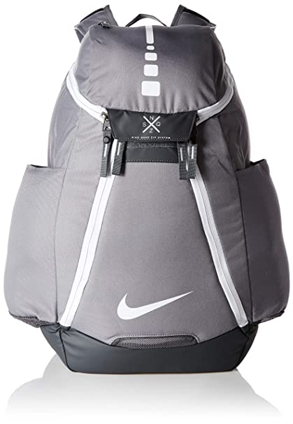 ac2a1747f2 Nike - Hoops Elite Max AIR Team - Sac à Dos - Gris - One Size - Homme:  Amazon.fr: Sports et Loisirs
