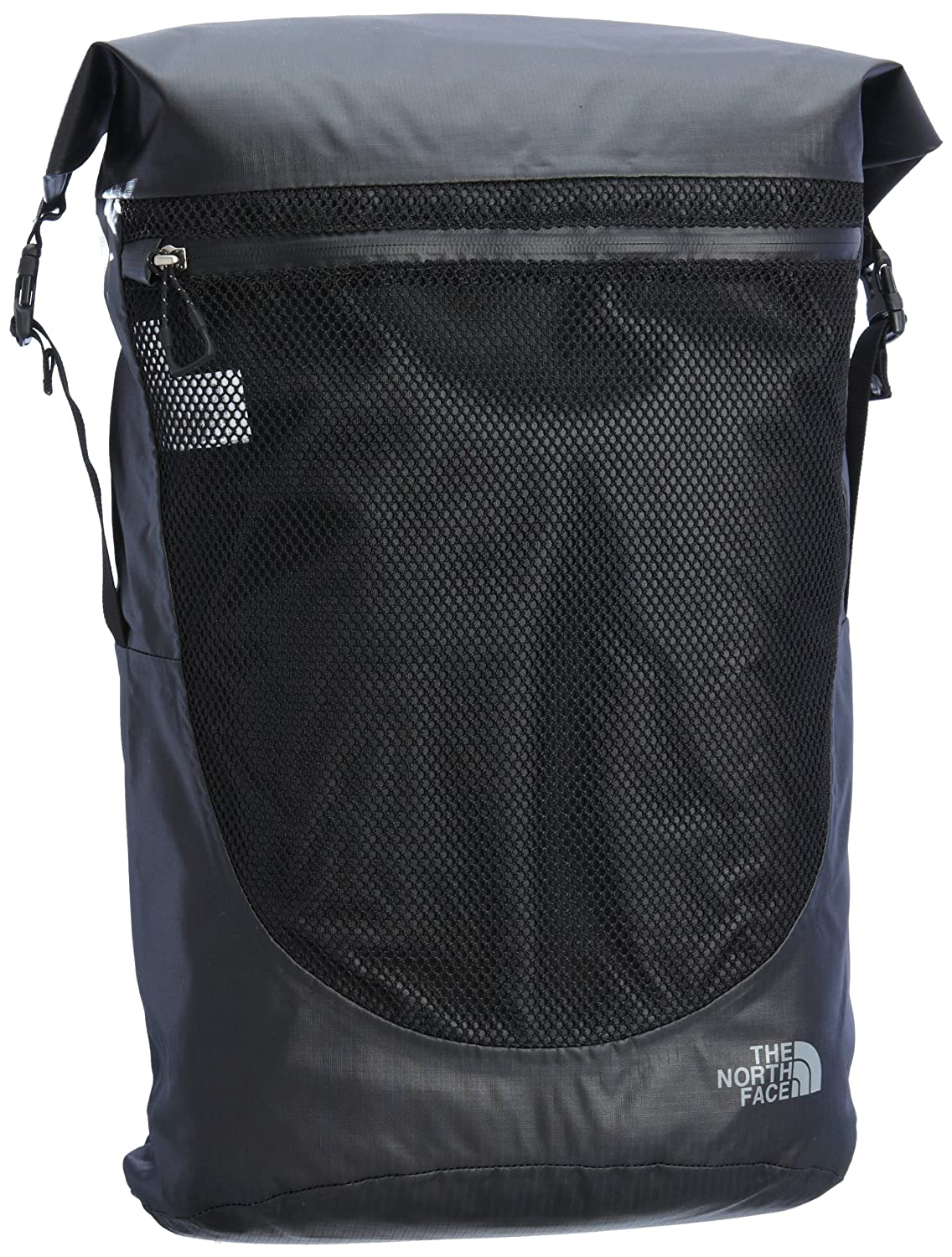 89a7dcc3728 The North Face Waterproof Backpack - Black/TNF Black, One Size:  Amazon.co.uk: Sports & Outdoors