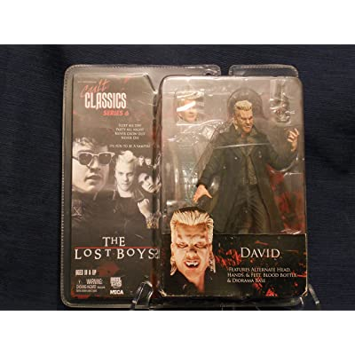 NECA Cult Classics Series 6 Action Figure David [The Lost Boys]: Toys & Games