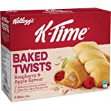 K-Time Baked Twists, Raspberry and Apple, 185 Grams