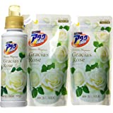 【ギフトセット】ウルトラアタックNeo グラシアスローズの香り (洗濯洗剤 濃縮液体 詰替えx2)