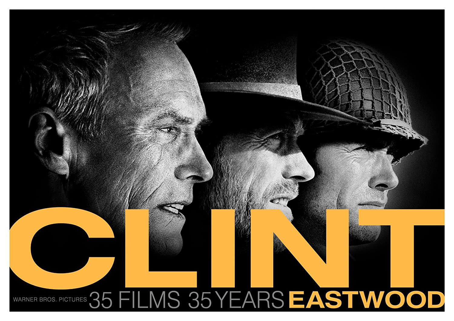 Clint Eastwood: 35 Films 35 Years at Warner Bros Reino Unido DVD ...