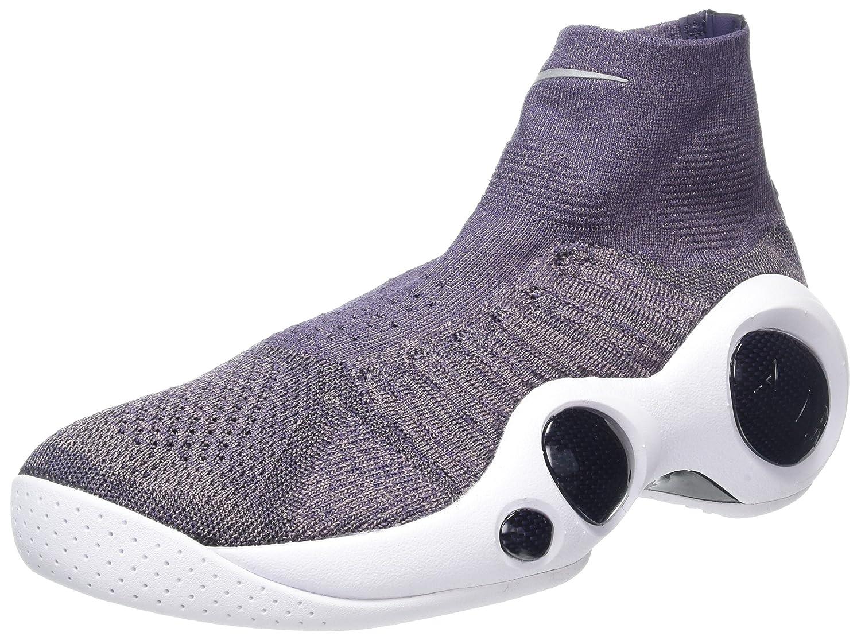 Nike Herren Flight Bonafide Basketballschuhe  46 EU|Grau (Taupe Grey/Dark Raisin/Summit White)