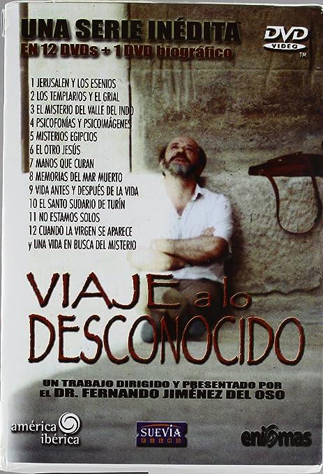 Pack Viaje A Lo Desconocido [DVD]: Amazon.es: Fernando Jimenez Del Oso: Cine y Series TV