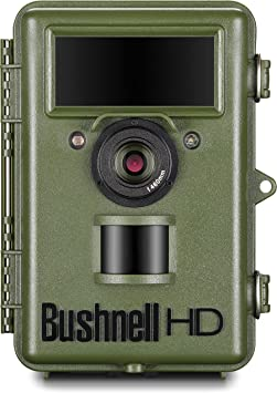 Bushnell Natureview HD MAX Cámara de vigilancia, Unisex Adulto, Verde