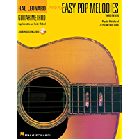 More Easy Pop Melodies: Correlates with Book 2 (Hal Leonard Guitar Method (Songbooks))