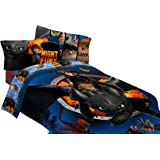 Dreamworks Dragons 2 Dragon Flyer 64 by 86-Inch Comforter, Twin