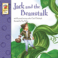 Jack and the Beanstalk - Classic Children's Book Keepsake Stories, Pre K - 3