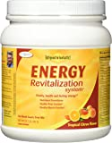 Enzymatic Therapy Fatigued to Fantastic! Energy Revitalization System Tropical Citrus, 702 grams