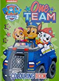 PAW Patrol One Team Colouring Book