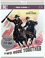Two Rode Together (1961) [Masters of Cinema] Dual Format edition