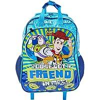 Mala Escolar G com Rodinhas, Dermiwil, Disney Toy Story, 52188