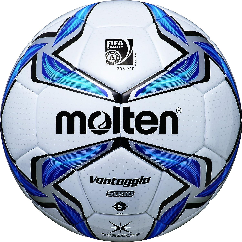 12 x Molten fútbol f5 V5000 Top Balón Pelota Fútbol del paquete + ...