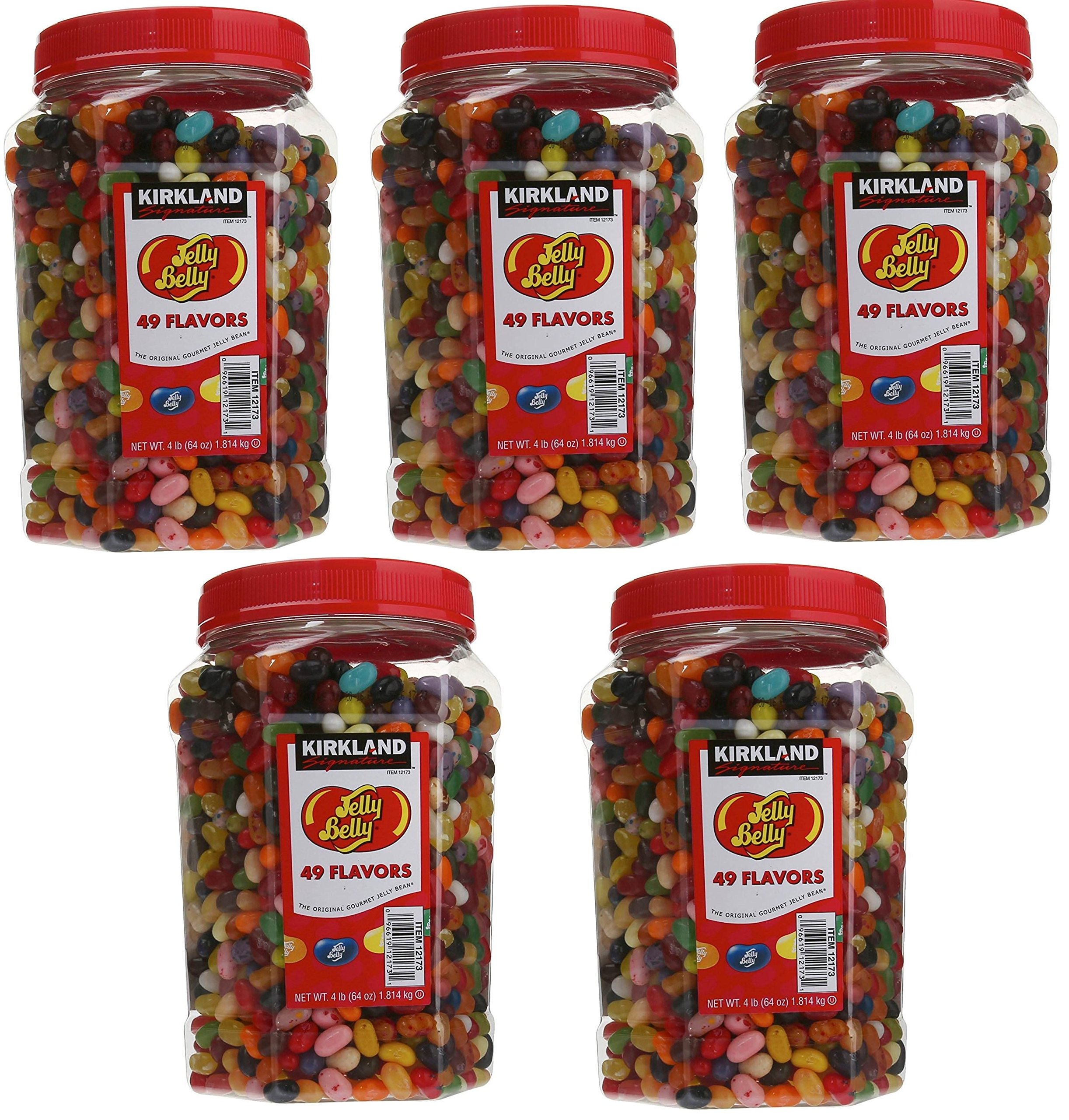 Kirkland Signature Jelly Belly Jelly Beans, 20 Pounds