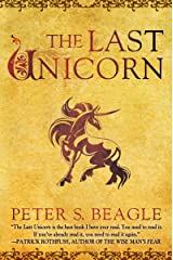 The Last Unicorn Paperback