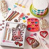 ROSANNA PANSINO by Wilton Bit of My Heart Cookie