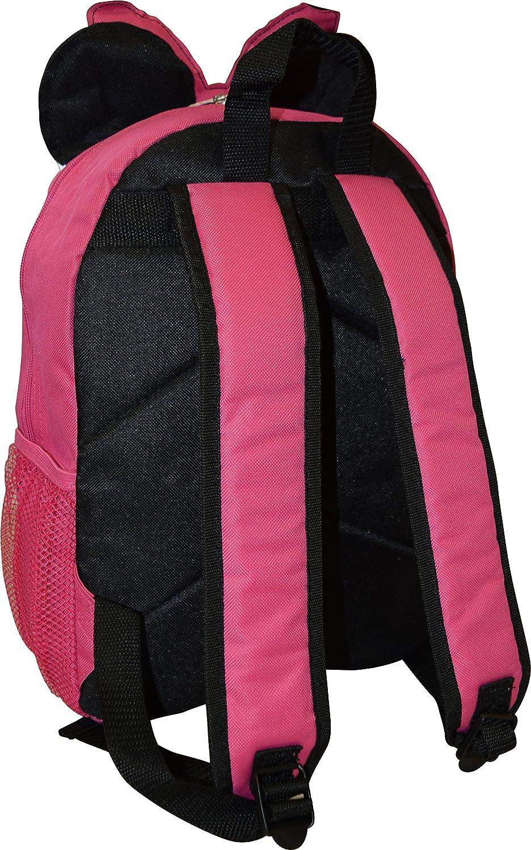 6da91a78b2df $16買到米尼書包– Disney Minnie Mouse Big Face 12″ School Bag Backpack